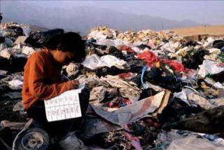 Una exposición muestra las condiciones de los niños trabajadores de Perú