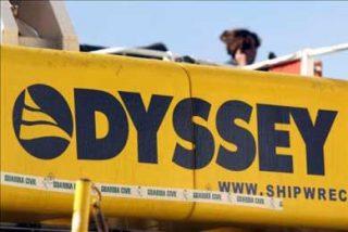 Un juez norteamericano ordena a Odyssey devolver el tesoro del buque español