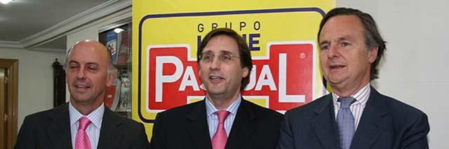 """El Grupo Pascual se ahoga y busca al """"primo"""" de Zumosol financiero que le saque del hoyo"""