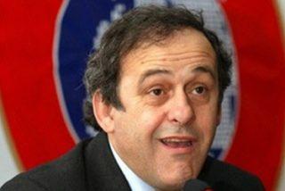 Váyase, señor Platini