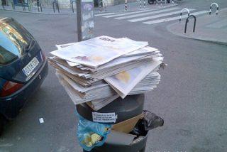 ¿Entierra internet a los periódicos impresos?