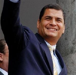 Ecuador quiere negociar con la Unión Europea