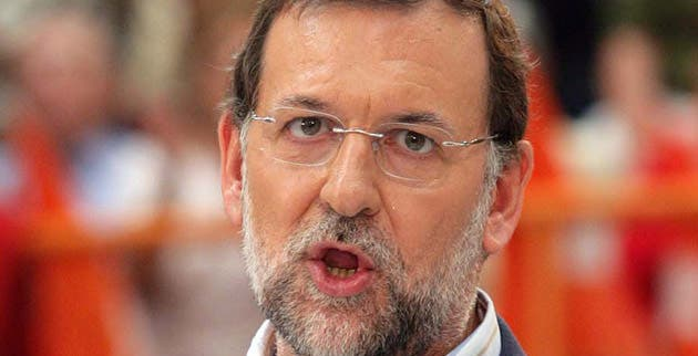 """Mariano Rajoy gritará el """"basta ya"""" a los vertidos en el Estrecho"""