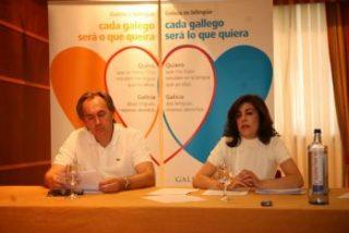 Galicia Bilingüe se queja ante Estrasburgo de la situación lingüistica de la Comunidad