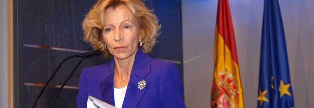 El Gobierno prevé aún más paro y retrasa el fin de la recesión a 2011