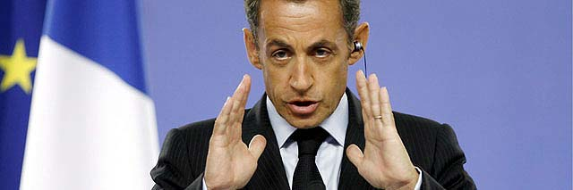 El capitalismo visto por Nicolás Sarkozy
