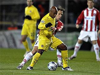 El Villarreal sólo pudo empatar