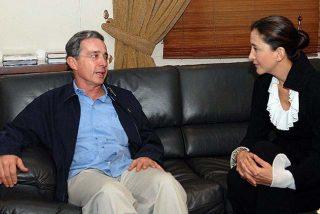 Ingrid Betancourt regresa a Colombia en su primera visita tras su liberación