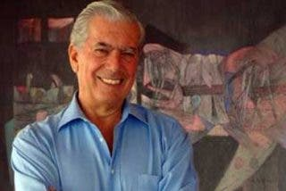 """Vargas Llosa:""""estoy muy contento con el triunfo de Barack Obama"""""""