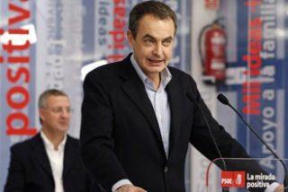 """Los antiguos socios de Zapatero dan la espalda a unas medidas """"tardías e insuficientes"""""""