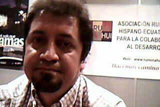 """Integra / Raúl Jiménez, de Rumiñahui: """"La migración debe ir acompañada de solidaridad y compromiso"""""""