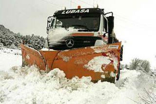Seis Comunidades en alerta por nieve