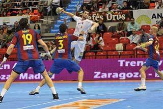 Barcelona-Ciudad Real y Ademar-Portland, semifinales de la Copa