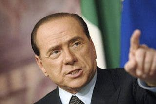 Berlusconi pretende que el G-8 regule Internet
