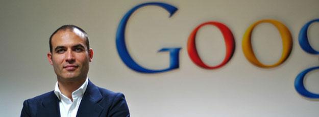 """Bernardo Hernández, de Google: """"La crisis obliga a crear productos y servicios de mayor valor añadido"""""""
