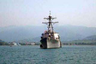 Los tres buques de guerra rusos abandonan Nicaragua antes de lo programado