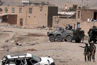 Las tropas españolas se ven obligadas a disparar sobre soldados afganos
