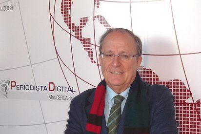 """García de Cortázar: """"La manipulación autonómica de los libros de texto atenta contra la Historia"""""""