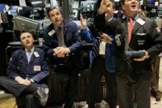 El Dow Jones cae hasta un 7,7%