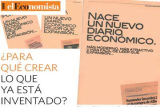 El Economista saca petróleo de una metedura de pata de Pedrojota
