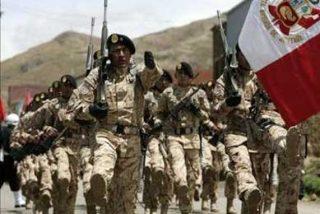 Nuevo comandante del Ejército peruano descarta una carrera armamentista