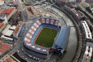 Empieza la cuenta atrás del Vicente Calderón
