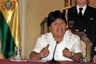 Morales asegura que no le asusta la crisis económica en 2009