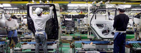La industria del automóvil ha perdido 17.000 puestos de trabajo en 7 años