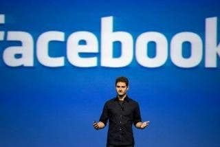 Facebook a punto de lanzar Connect