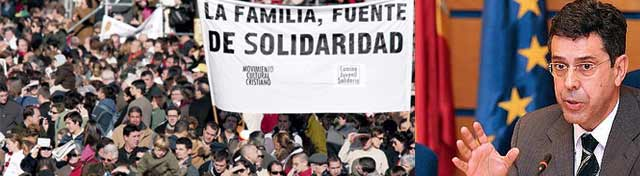"""Fernando Moraleda, sobre la familia: """"Si quieres tener más hijos, te jodes"""""""