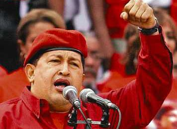 "Hugo Chávez nacionaliza ""manu militari"" la industria metalúrgica"