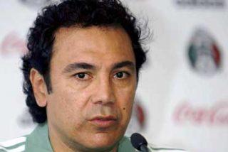 Hugo Sánchez, nuevo entrenador del Almería