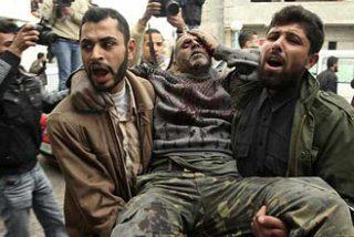 Israel bombardea Gaza y deja al menos 155 muertos