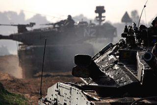 Israel descarta el alto el fuego y continúa los bombardeos sobre Gaza