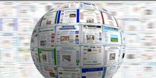 """Internet """"se come"""" a la prensa escrita en Estados Unidos"""