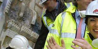 El derrumbe del túnel de Maleni retrasará la obra del AVE a Valencia cinco meses