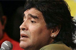 Maradona niega que los jugadores de la selección argentina hayan perdido la mística