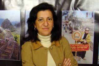 Integra/ Directora de Integramadrid visitó el stand de Periodista Latino