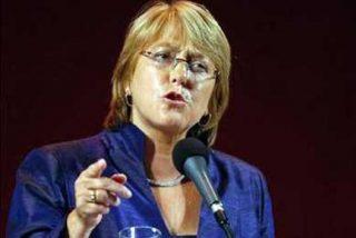 """""""Yo fui la Obama en Chile"""", afirma la presidenta Michelle Bachelet"""