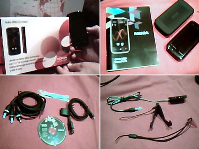 Toma de contacto: Nokia 5800 XpressMusic