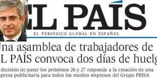 El sueldo de los periodistas de El País