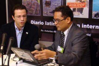 Integra / Javier Fernández-Lasquetty, Consejero de Inmigración, visita Periodista Latino