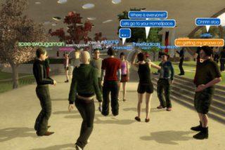 Ya está abierta plataforma la PlayStation Home de Sony