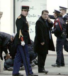 """La policía francesa frustra un """"intento de asesinato"""" contra Sarkozy en el Elíseo"""