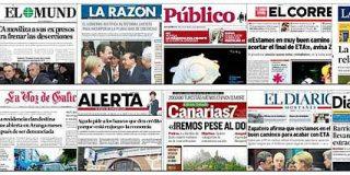 La prensa reclama al Gobierno ZP que le inyecte dinero público para superar la crisis
