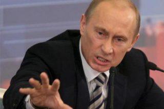 Putin compara Osetia con Irak