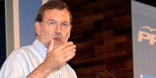 """Rajoy: """"Los datos del paro son una enmienda a la totalidad a un Gobierno desbordado"""""""