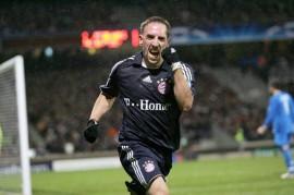 """Ribéry se compara con Messi y se """"ofrece"""" al Madrid y al Barça"""