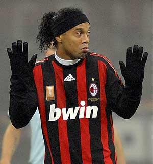 """Ronaldinho: """"Estoy mejor que cuando estaba en el Barcelona"""""""