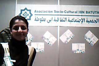 """Integra / Samira Oukhiar, de la asociación magrebí Ibn Batuta: """"La integración no es sólo por parte del inmigrante, también desde el otro lado"""""""
